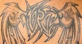 Anastacia tattoo Forever