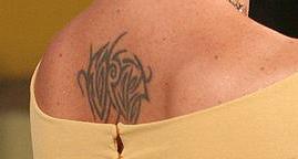 Anastacia tatuaggio Forever