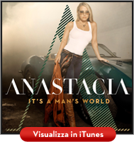 It's A Man's World nuovo album Anastacia 2012 iTunes donwload