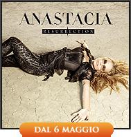 Anastacia Resurrection il nuovo album maggio 2014