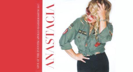 Anastacia Live Ultimate Collection Tour
