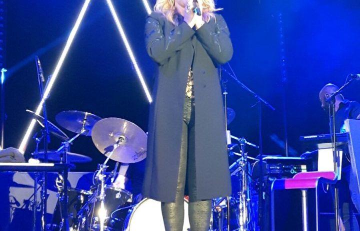 Anastacia concerto privato a Kos, Grecia
