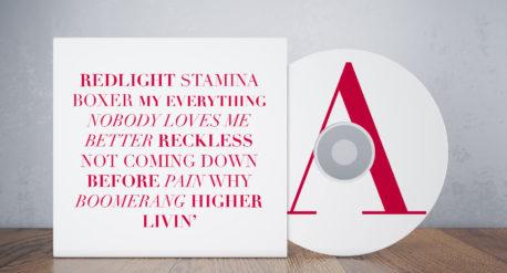 Scegli il secondo singolo da Evolution - Anastacia