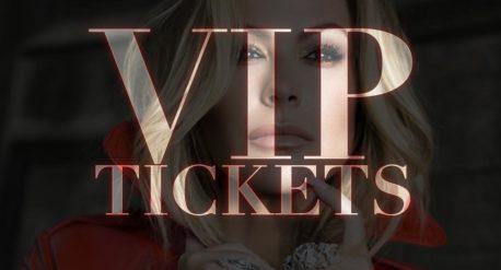 Vip Tickets Upgrade Evolution Tour
