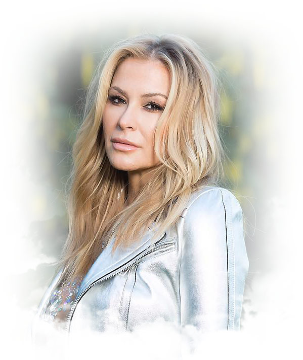 Anastacia Evolution photoshoot
