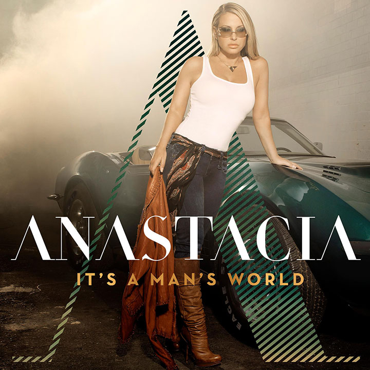 It's A Man's World | Anastacia Cover Album