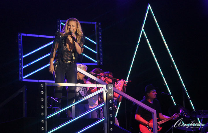 Anastacia in Tour