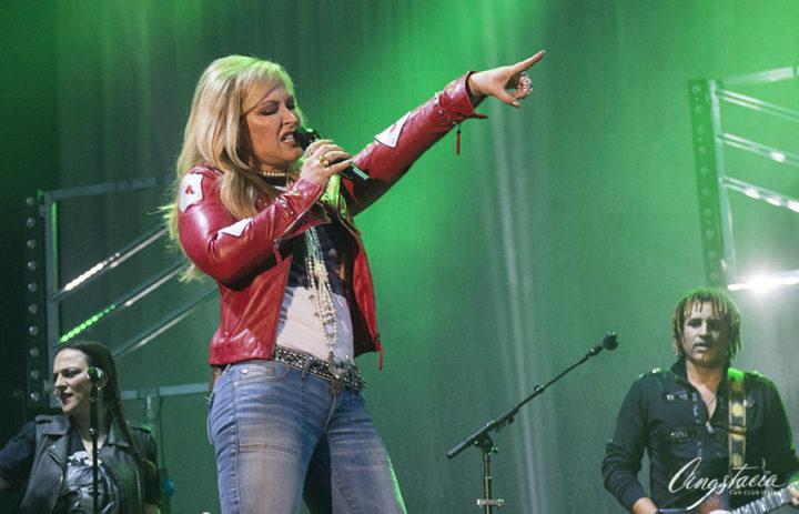 Anastacia in Tour