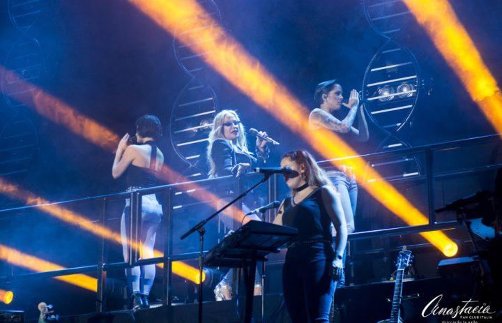 Anastacia Evolution Tour Milano Teatro Linear Ciak