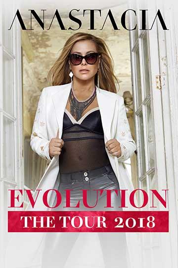 Anastacia | Evolution The Tour